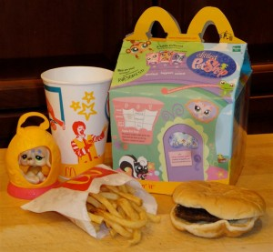 Happy Meal 1 Year old
