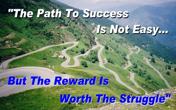 the path to success essay When i began my college studies fresh after graduating from high school, it was not easy as the challenges i went through was equally difficult just like any other.